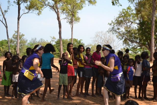 Elcho Island: Blog Of Starlight Children's Foundation